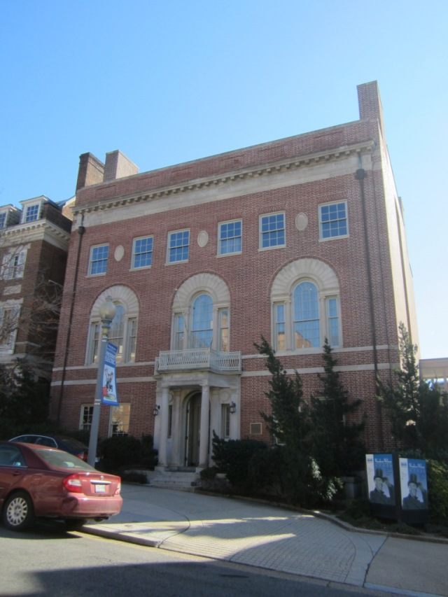 5 - Woodrow Wilson House