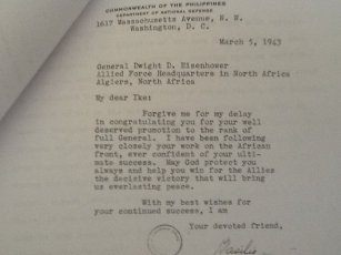 Basilio Letter